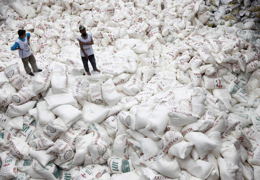 Turkey Somalia Aid
