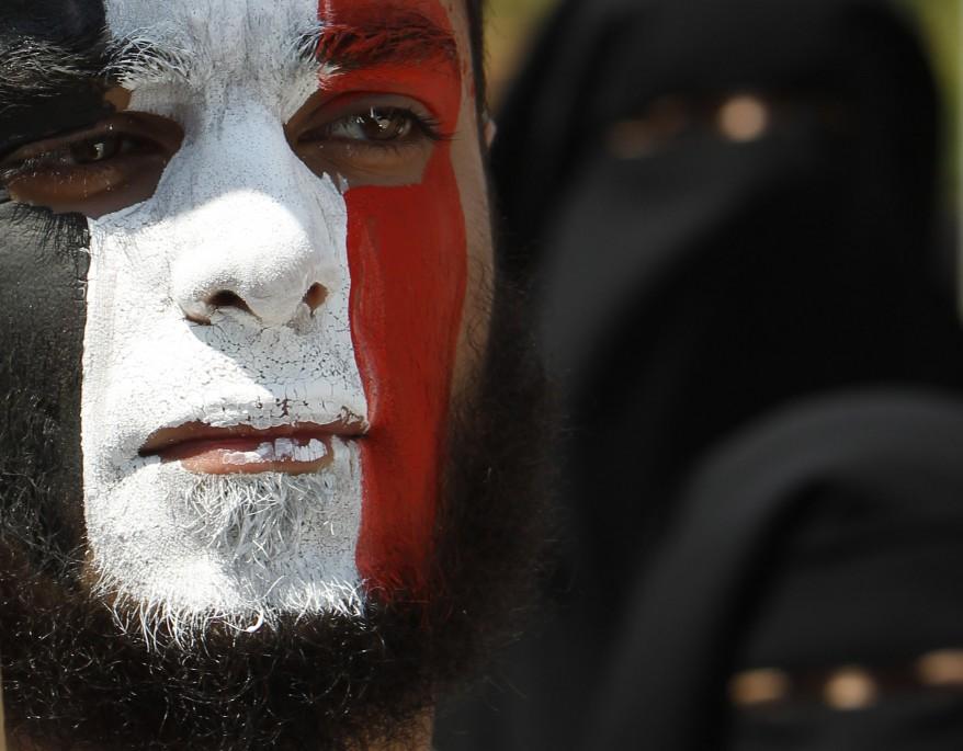 Syria Islamist Sunni