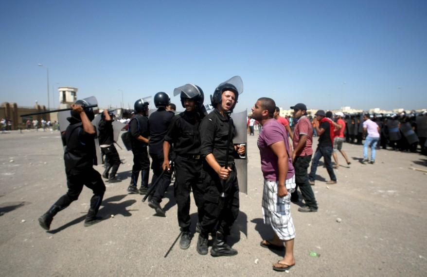 """Egypt Unrest"""