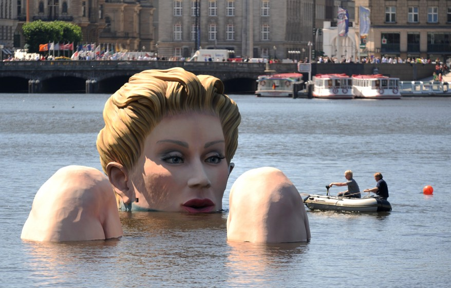 """Germany Giant Mermaid"""