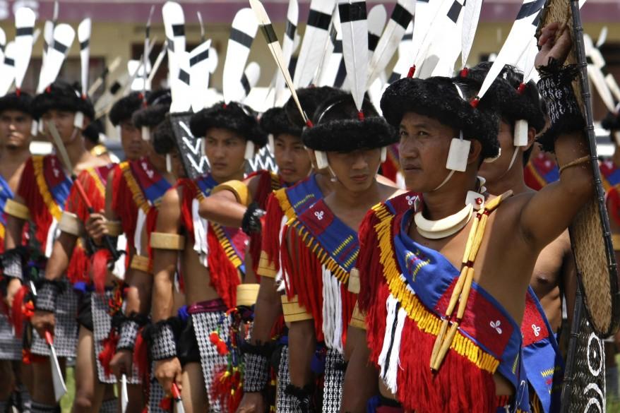 """India Northeast Festival Tsungremong"""