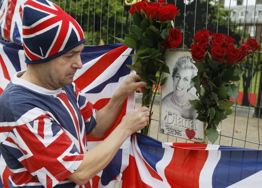 """""""Britain Diana Anniversary"""""""