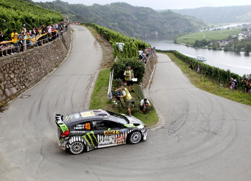 """Germany RAllye"""