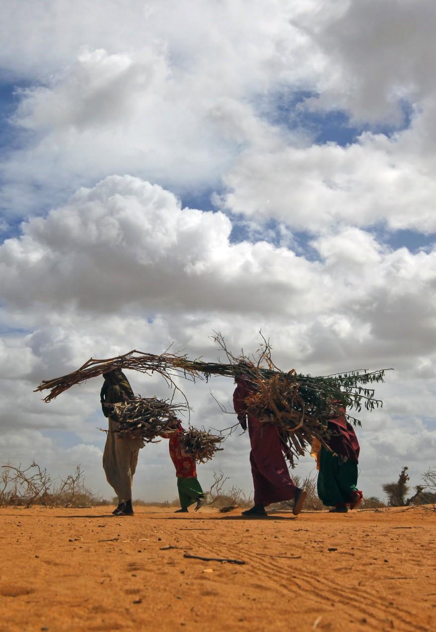 """Kenya East Africa Famine"""