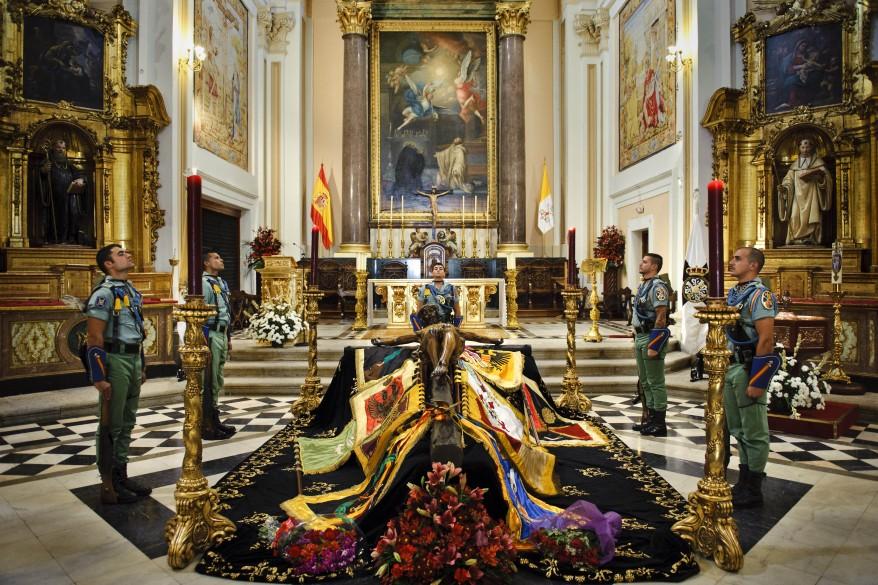 """""""Spain Pope"""""""