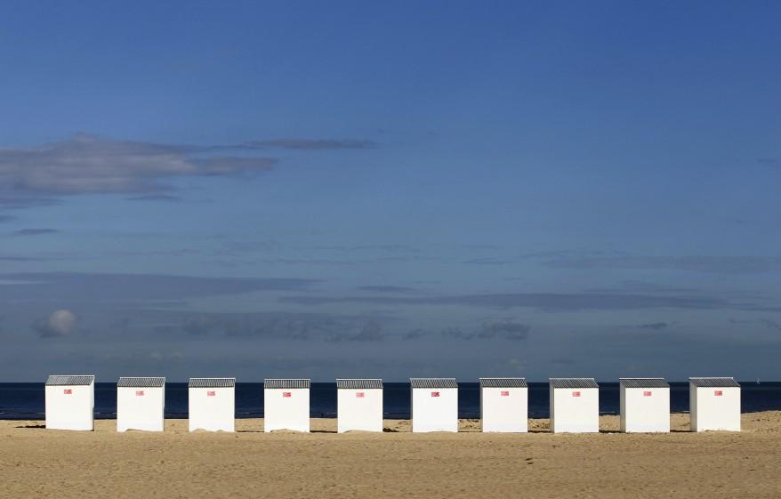 """Belgium Beach Houses"""