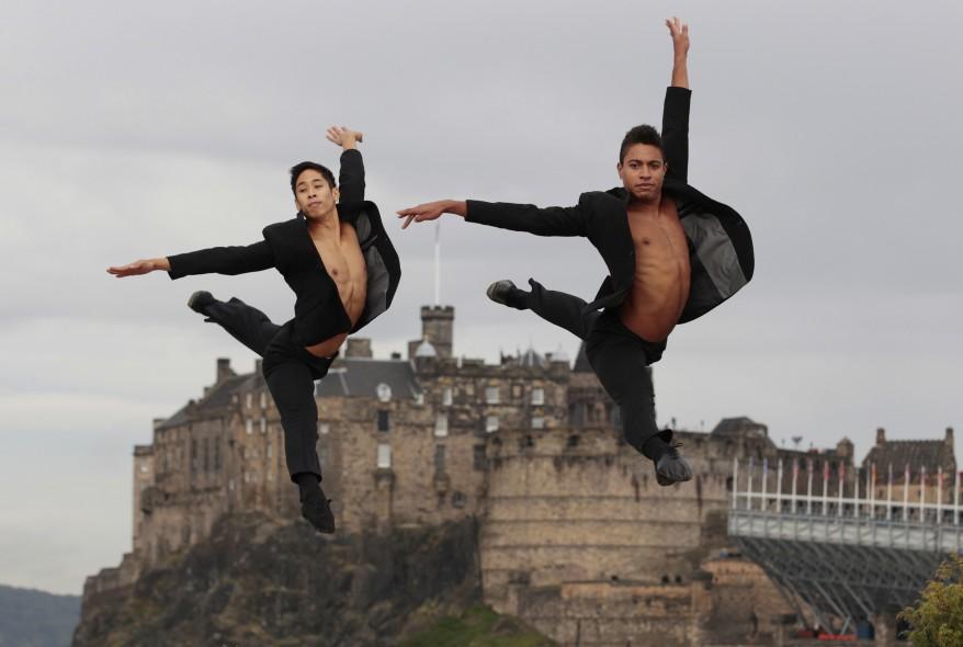 """Britain Ballet Dancers"""