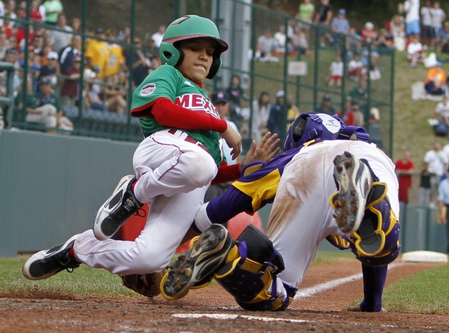 """Little League World Series Baseball Game"""