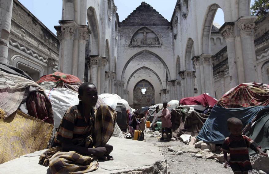 """Somalia IDPs"""