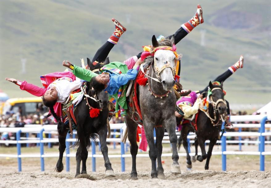 """""""Tibet Horse Racing"""""""