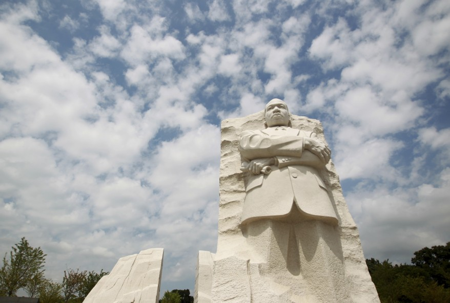 """Martin Luther King Memorial"""