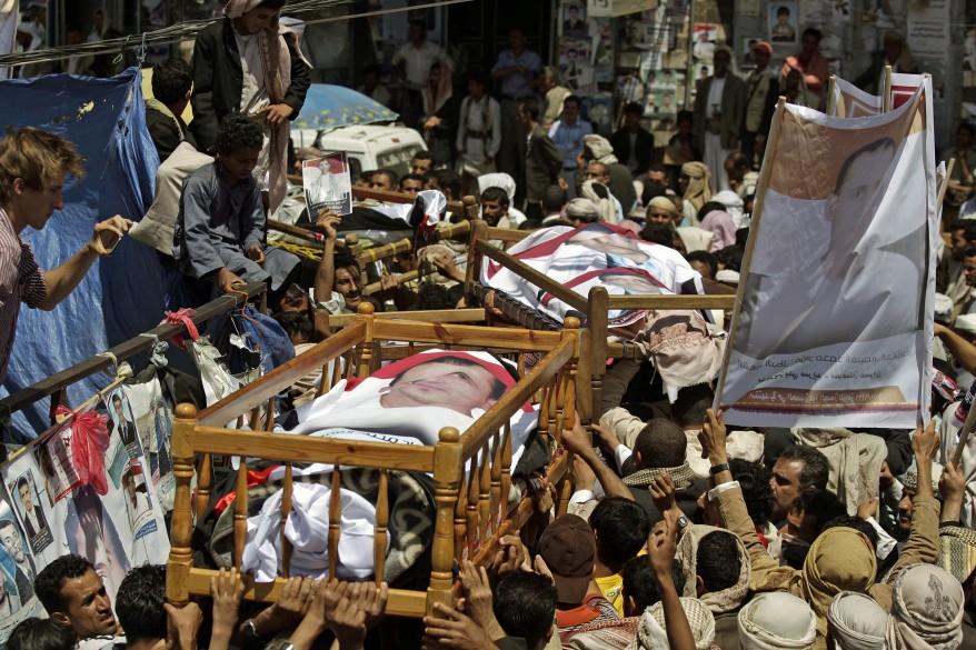 Yemen Demo