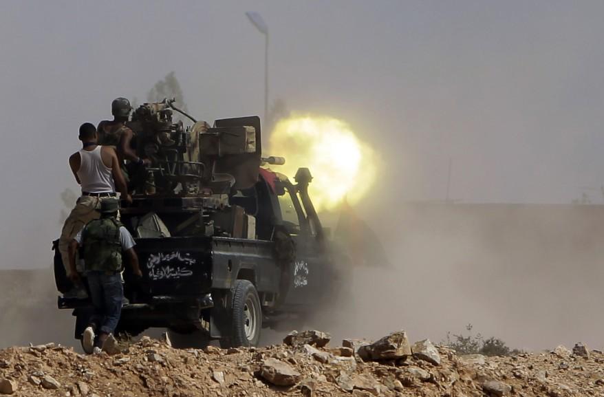 """Libya Conflict"""