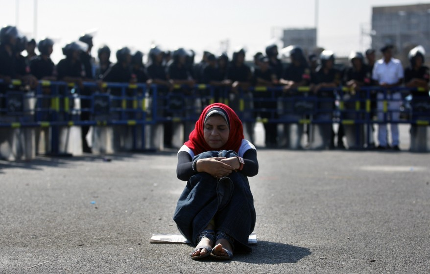 """Egypt Mubarak Trial"""