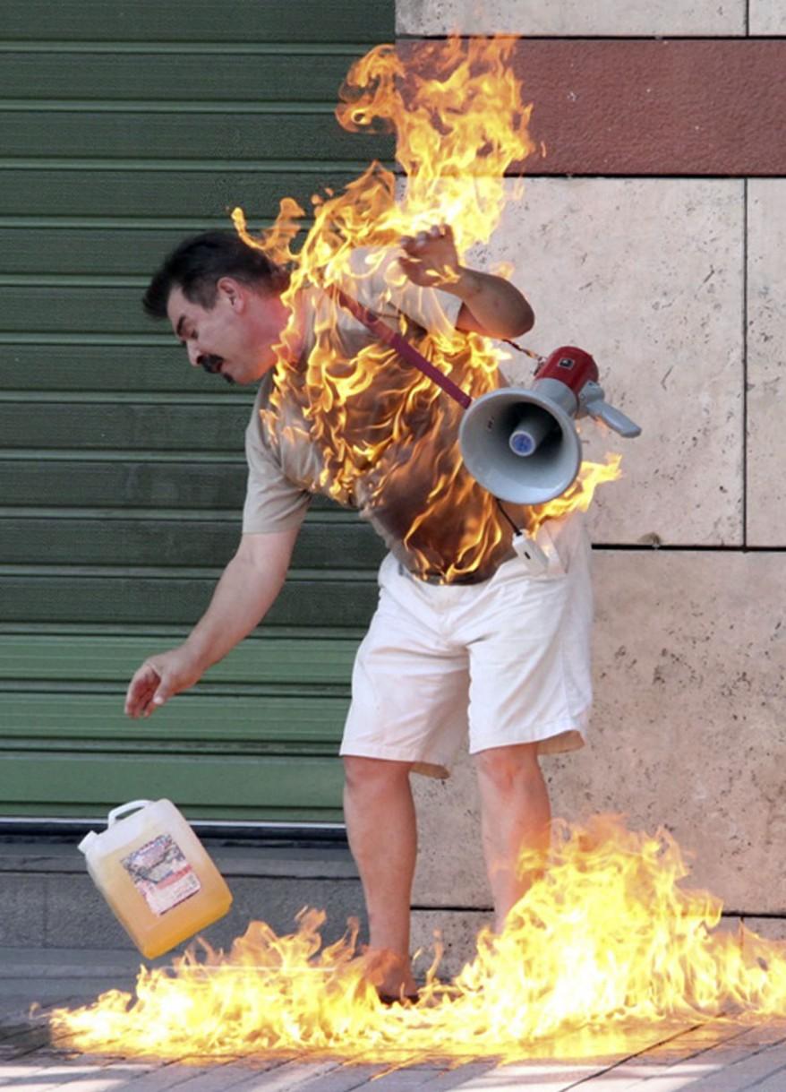 """""""Greece Financial Crisis"""""""