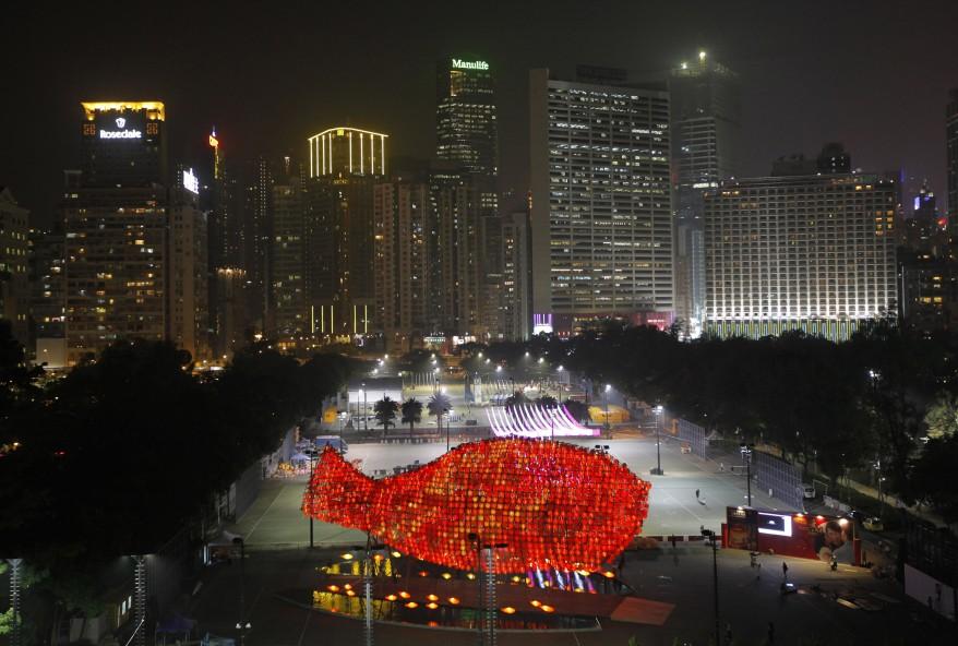 """Hong Kong Mid-Autumn Festival"""