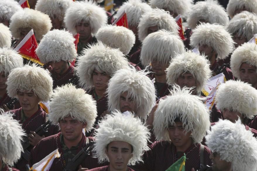 """""""Iran Parade"""""""