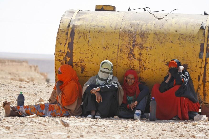 """Libya Somali Refugees"""
