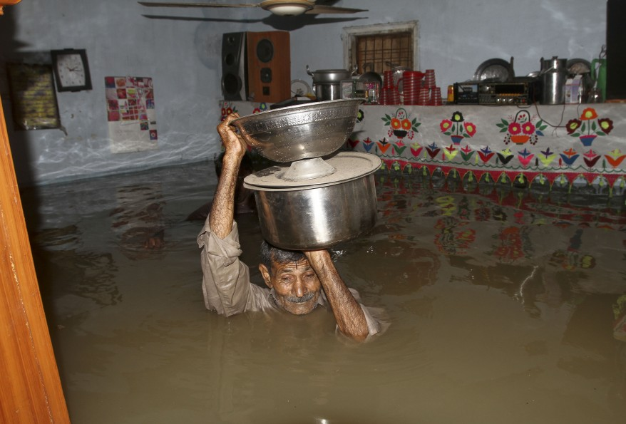 """Pakistan Floods"""