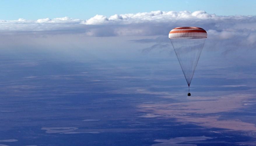 """Kazakhstan Russia Space Station"""
