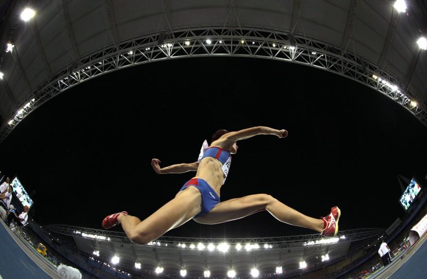"""South Korea Athletics Worlds"""