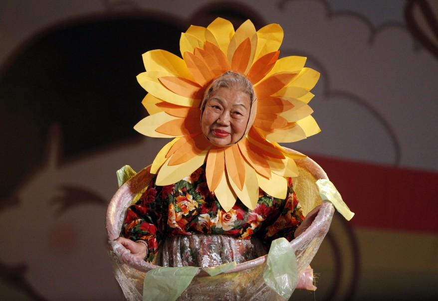 """""""Taiwan Aging"""""""