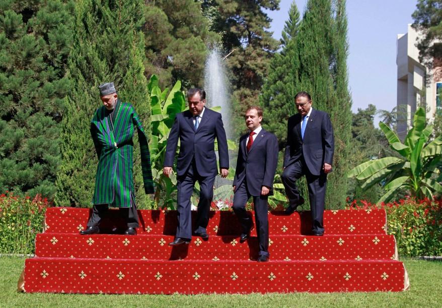 """""""Tajikistan Summit"""""""