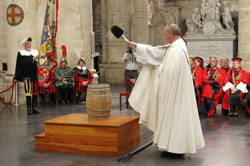 """Belgium Saint Arnould"""