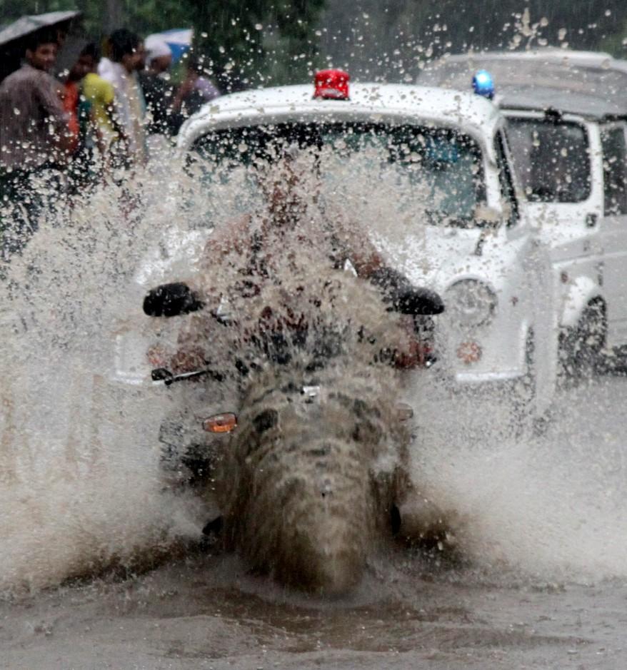 """India Floods"""