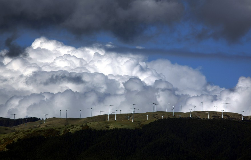 """New Zealand Wind Energy"""