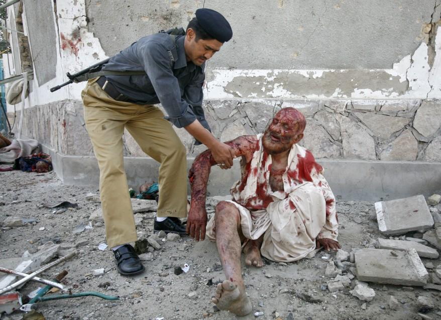"""Pakistan Blast"""