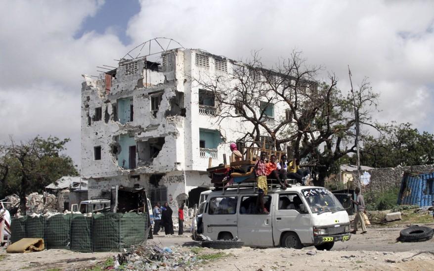 """""""Somalia Returnees"""""""