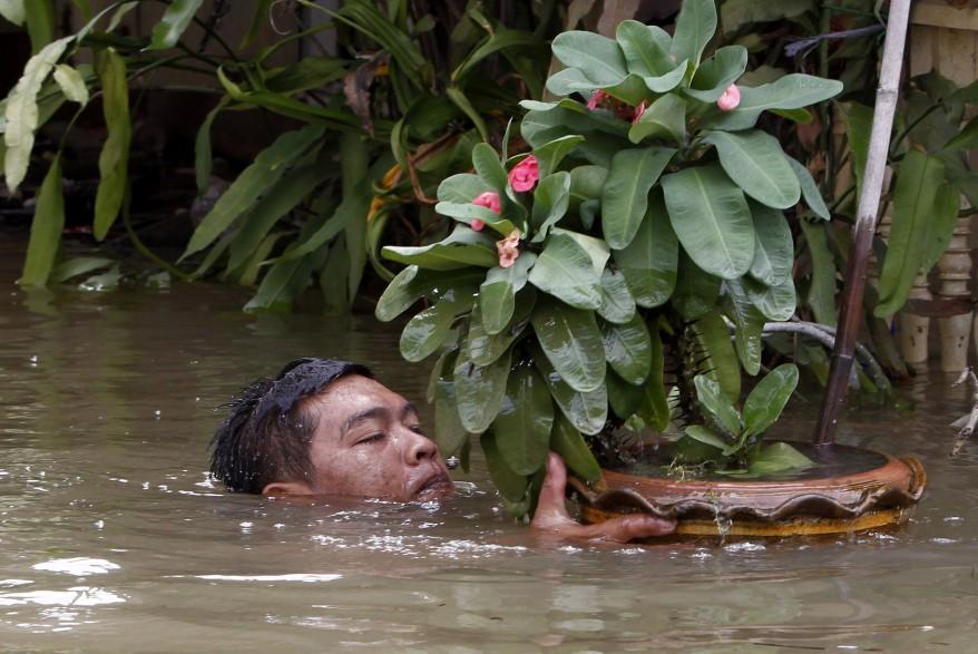 """Thailand Flood"""