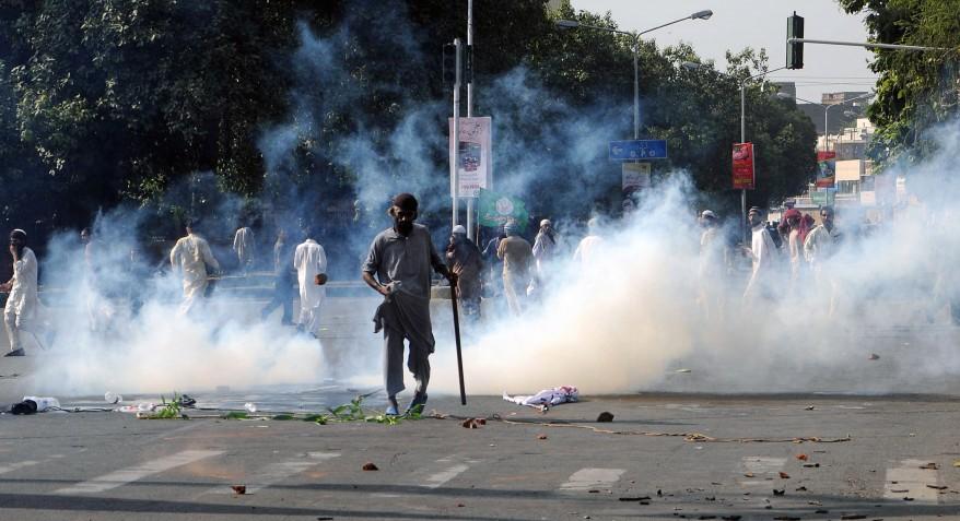 Pak-Unrest