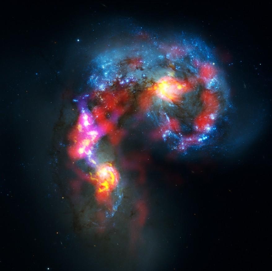 Galaxy-Alma