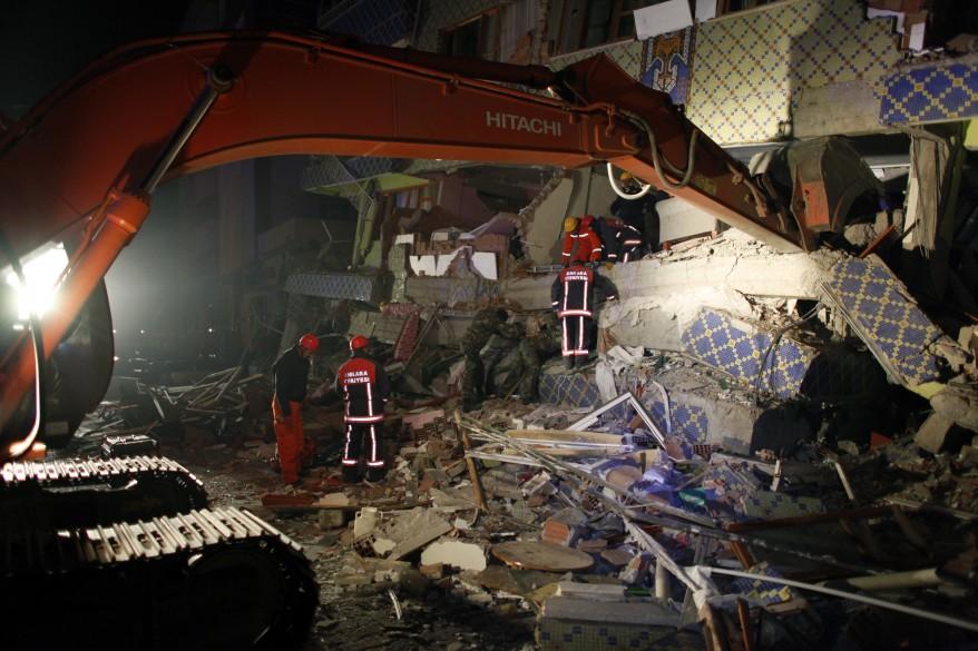 TurkeyQuake