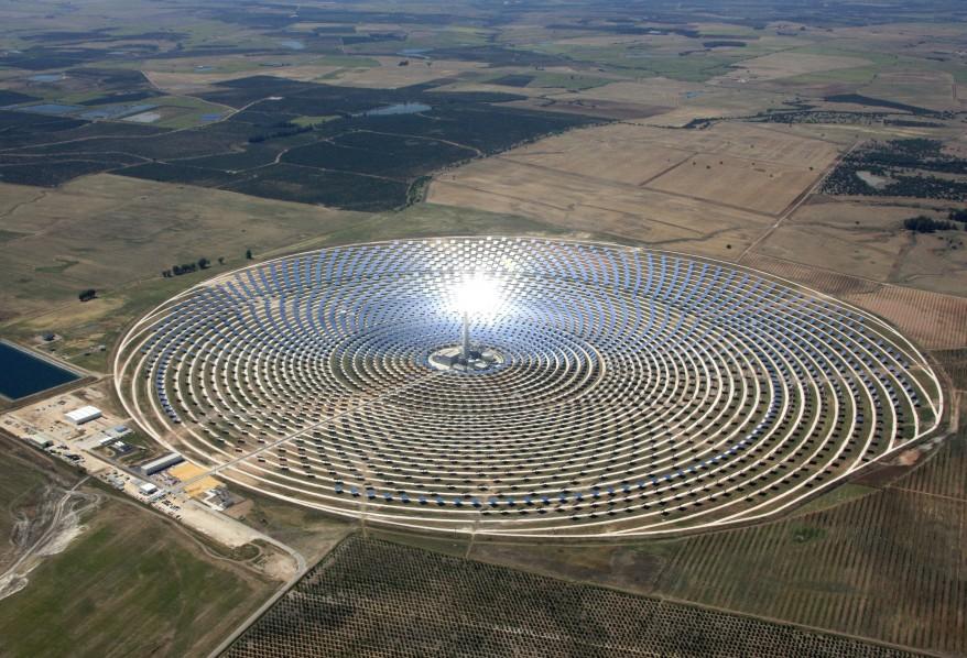 """""""Spain Solar Energy"""""""