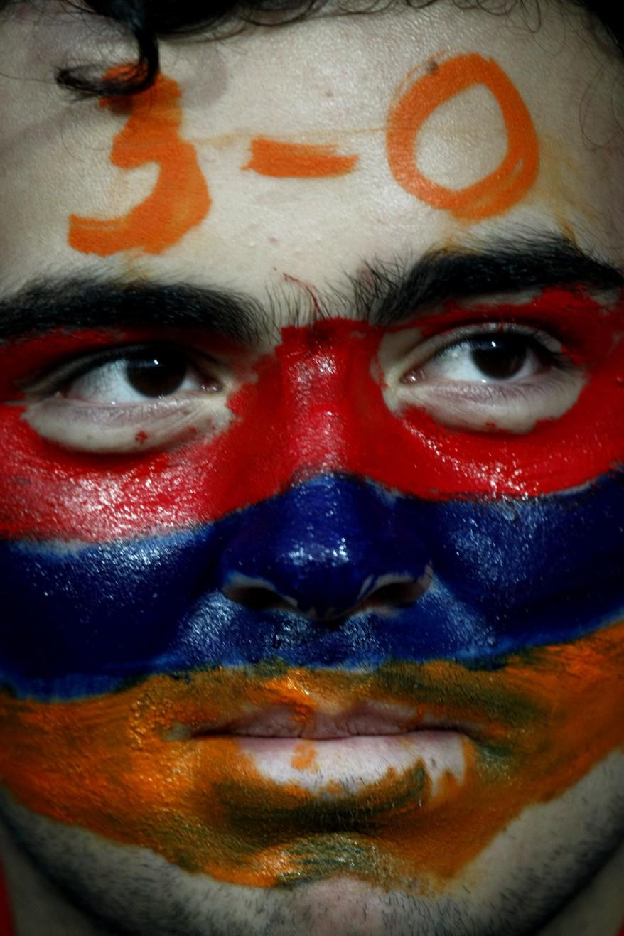 """""""Armenia Macedonia Euro 2012"""""""