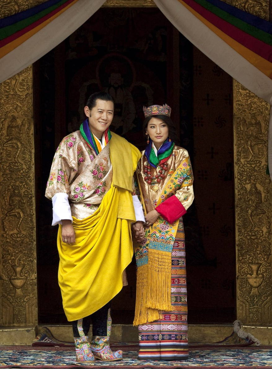 """Bhutan Royal Wedding"""