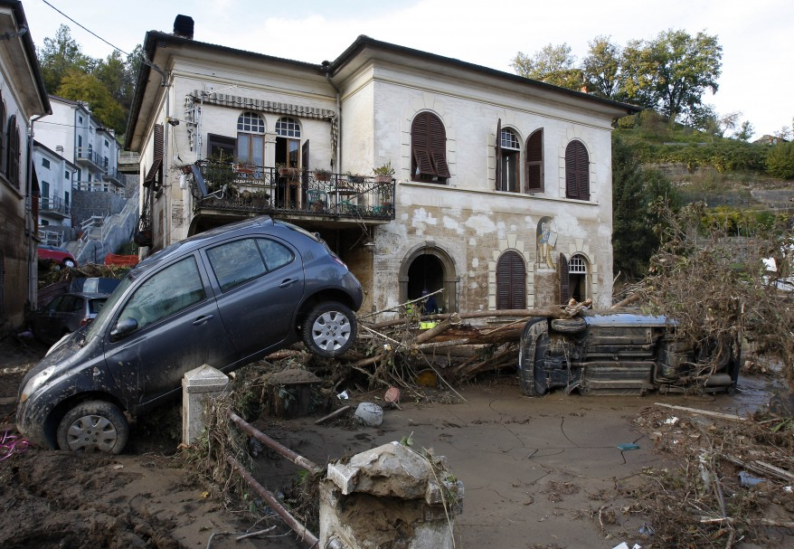 """Italy Floods"""