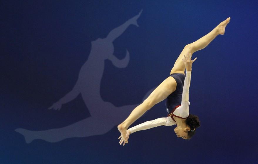 """Japan Worlds Gymnastics"""