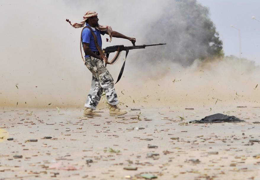 """""""Libya Fighter"""""""