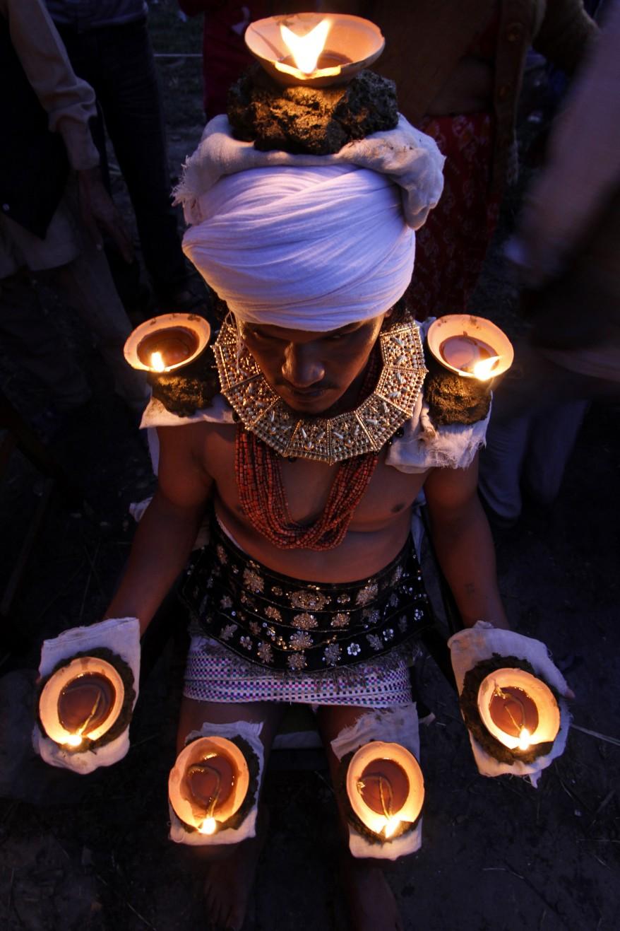 """Nepal Hindu Festival"""