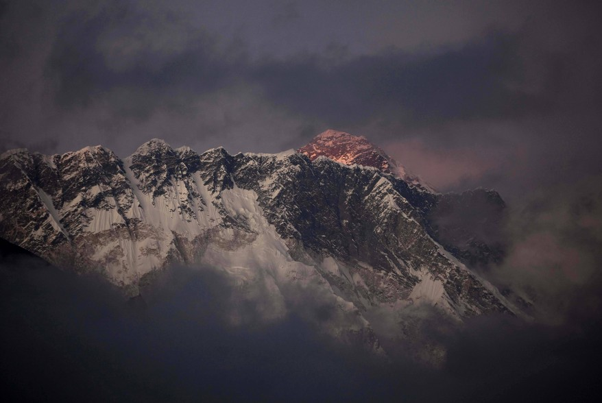 """Nepal Mount Everest"""