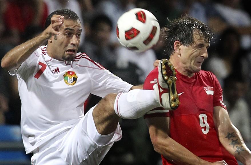 """""""Singapore Jordan FIFA World Cup"""""""