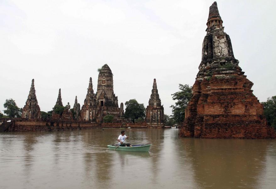"""""""Thailand Floods"""""""
