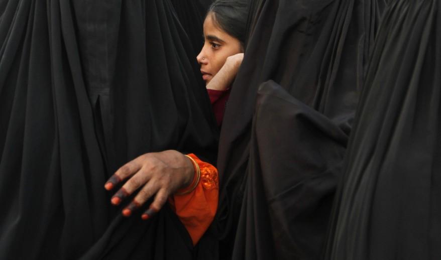 """""""India Muslim Women"""""""