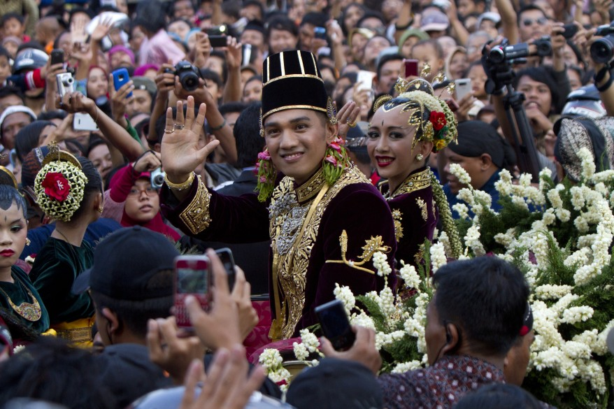 """Indonesia Sultan Wedding"""
