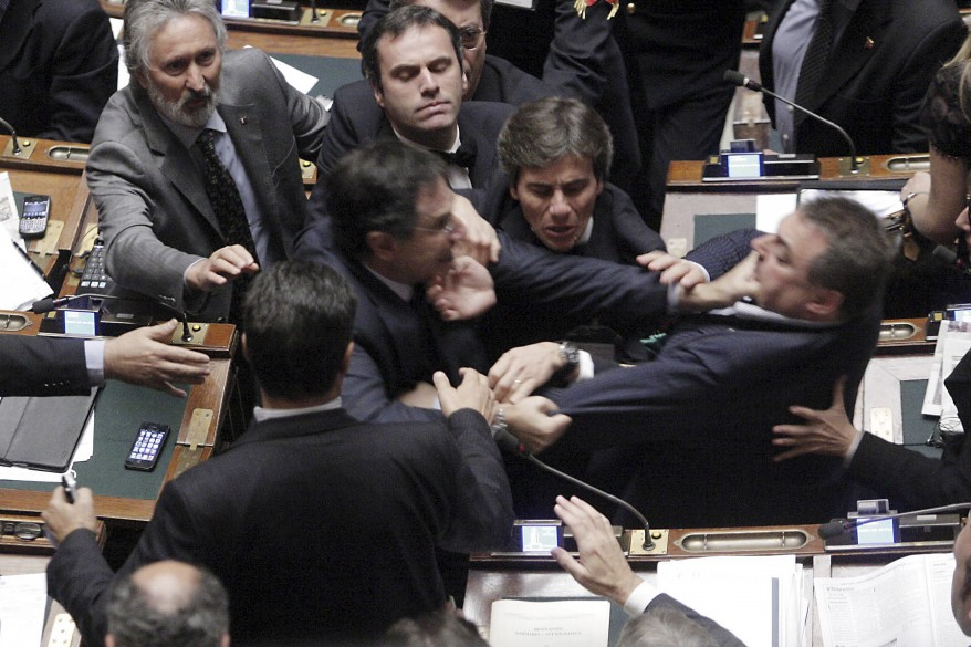 """Italy Parliament"""