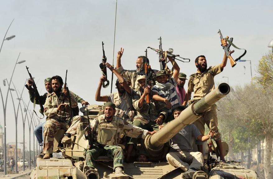 """Libya Sirte"""